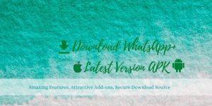 Download WhatsApp Plus Latest Version APK 1